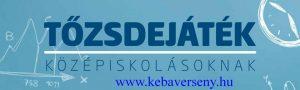 Pénzügyi ismeretek - Tőzsdejáték logó