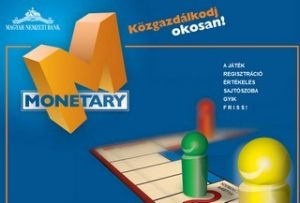Pénzügyi ismeretek - Monetary logó