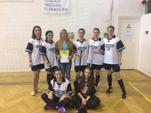 Nagypályás Floorball Országos Döntő