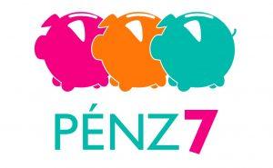 A Pénz7 plakátjai
