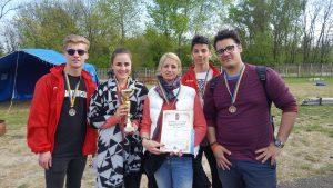 Pest megyei Ifjúsági Katasztrófavédelmi verseny - 2017.04.12.
