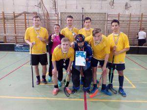 Florball Diákolimpia Országos elődöntő - 2018.04.18.
