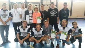 Megyei Kispályás Floorball diákolimpia - 2018. október
