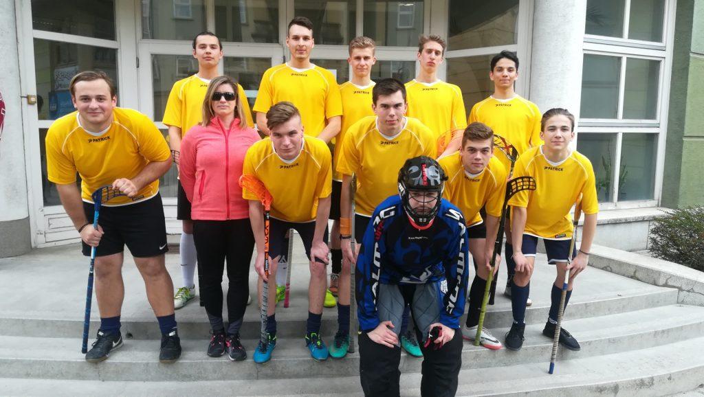 Nagypályás Floorball Országos Elődöntő Diákolimpia - 2019.03.18.