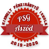 Kiemelt Pénziránytű Iskola 2019-2020